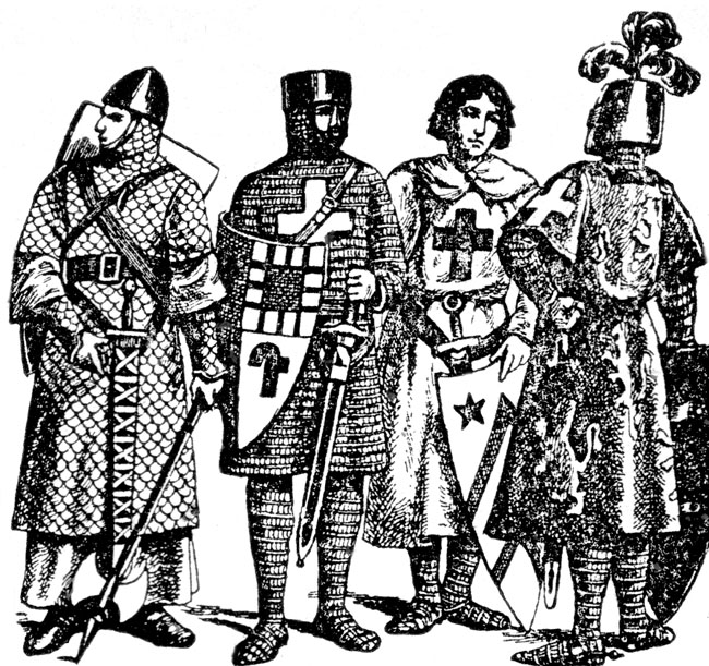 a discussion of the existence of knights during the middle ages The dark ages is a useful program for history, global studies, social studies and religion courses this documentary is appropriate for 8th grade students and above.
